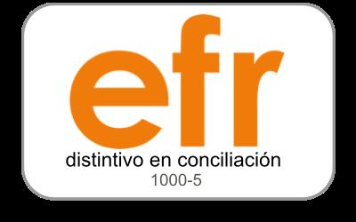 Certificado Empresa Familiarmente Responsable