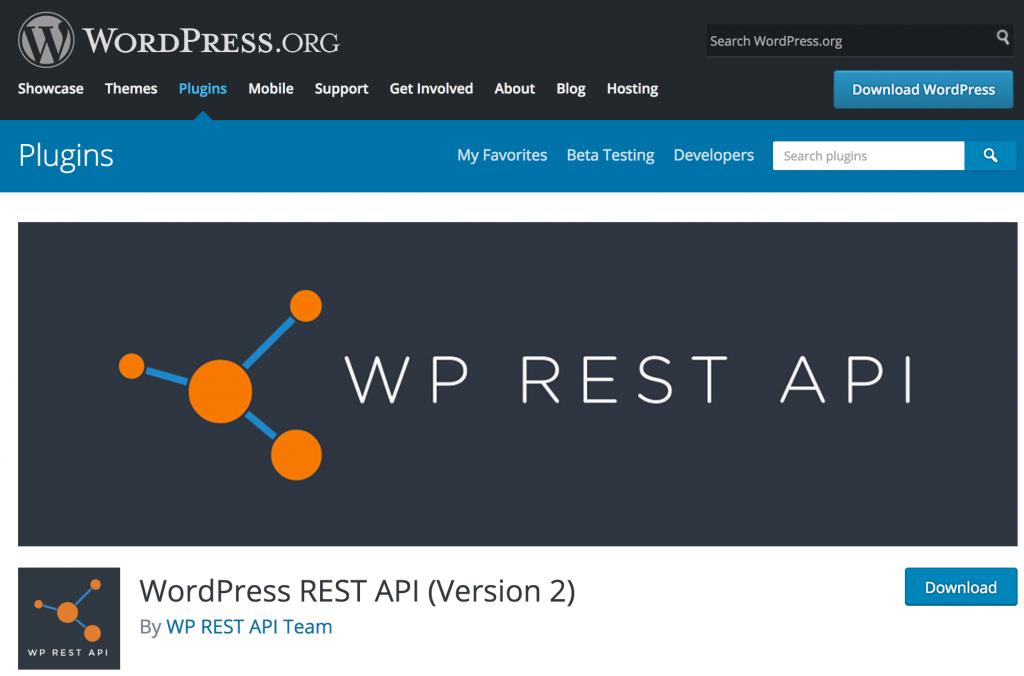 API REST de WordPress