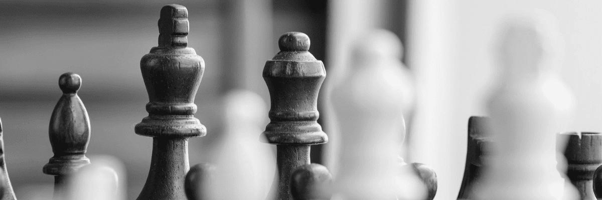 tomar las mejores decisiones - tablero de ajedrez