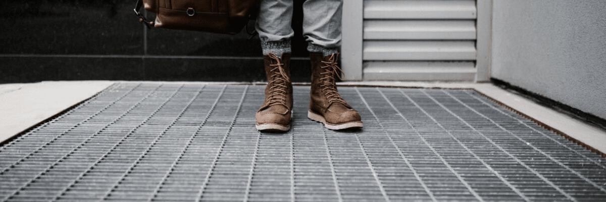 botas que hace referencia las etapas del customer journey.