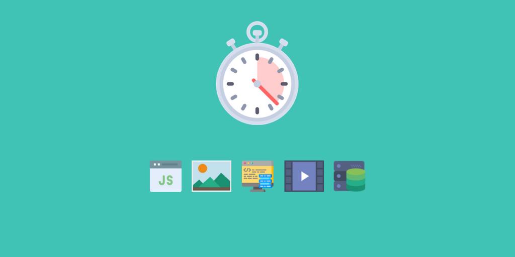 creatividad de wpo, acrónimo de web performance optimization