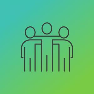creatividad de participantes para organizar una reunión efectiva